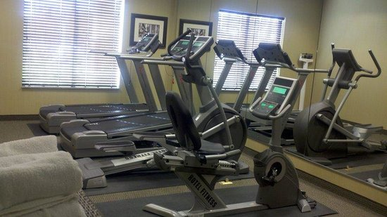 Holiday Inn Dothan: Fitness Center
