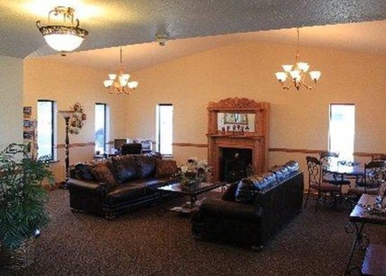 GuestHouse Inn & Conference Center Missoula: Lobby