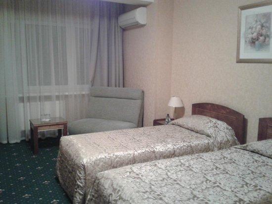 Bega Hotel: Почивальное место