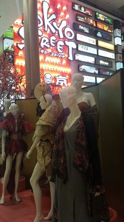 Pavilion KL: 6th floor Tokyo Street
