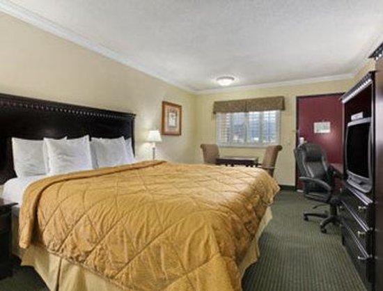 ترافيلودج تشاتسوورث: Standard King Bed Room
