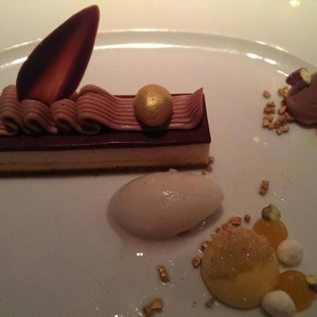 FACIL : chocolate desert
