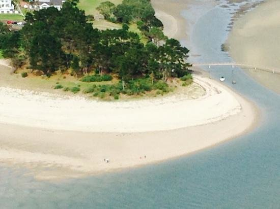Mount Paku : Uitzicht vanuit Mount Puku