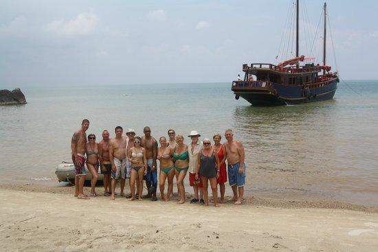 The Red Baron: Honeymoon Beach