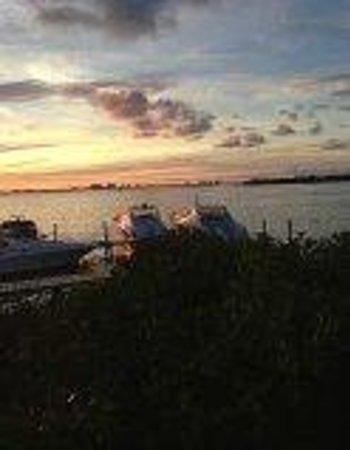 Marriott Cancun Resort: atardecer en cancun