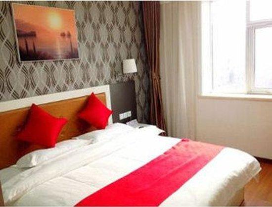 Super 8 Hotel Beijing Huilongguan Dong Da Jie: Double Bed Room