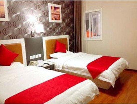 Super 8 Hotel Beijing Huilongguan Dong Da Jie: Twin Bed Room