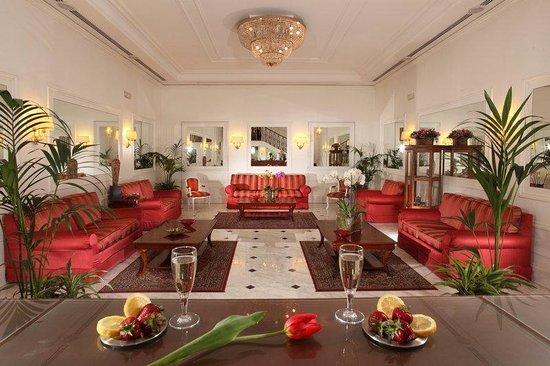 Hotel Modigliani: Lounge