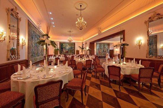 grosser festsaal dinner bild von fairmont hotel vier jahreszeiten hamburg tripadvisor. Black Bedroom Furniture Sets. Home Design Ideas