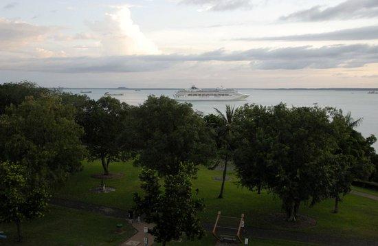 Novotel Darwin CBD: Room view