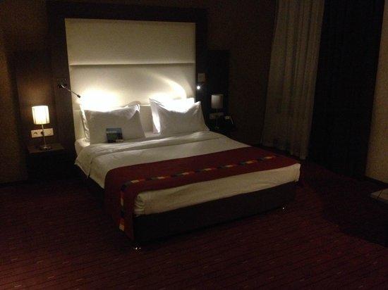 Park Inn by Radisson Odintsovo : Comfy Bed