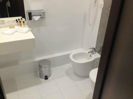 Park Inn by Radisson Odintsovo : Modern bathroom
