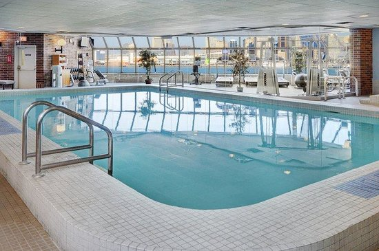 BEST WESTERN PLUS Waterfront Hotel: Indoor Pool