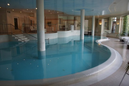 Ansitz Plantitscherhof: Pool