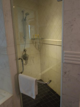 Pullman Shanghai Skyway Hotel : Shower room