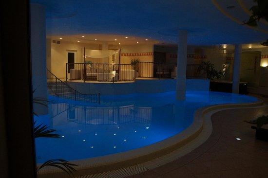Ansitz Plantitscherhof: Indoor Pool