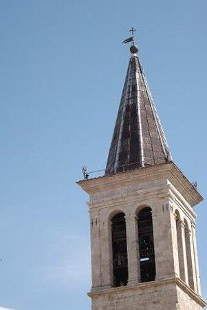 Duomo Spoleto: Il Campanile