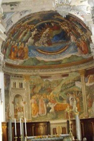 Duomo Spoleto: Abside