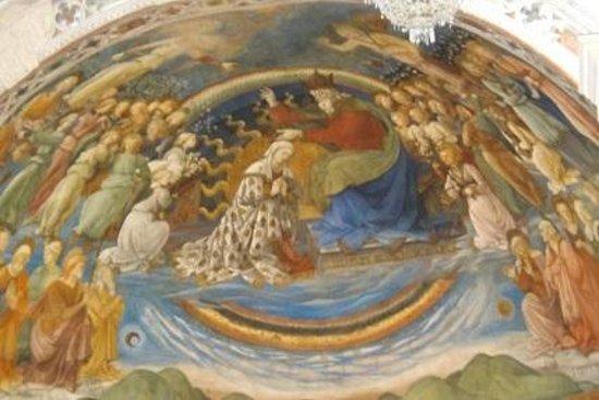 Duomo Spoleto: Particolare Abside
