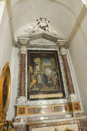 Duomo Spoleto: Particolare