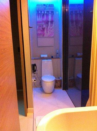 The KEE Resort & Spa: ванная комната