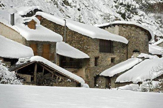 Castellarnau Hotel : Exterior