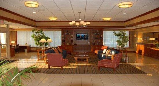 Wyndham Garden Manassas: Lobby