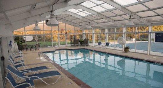 Wyndham Garden Manassas: Pool
