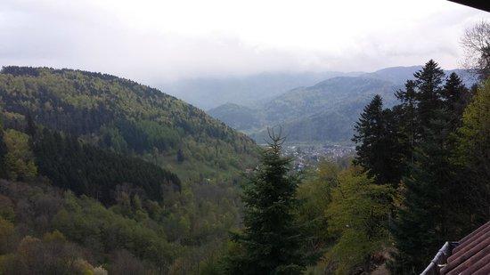 Auberge du Mehrbachel : room view