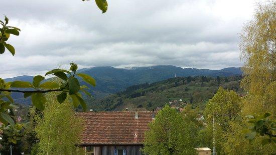 Auberge du Mehrbachel : great view