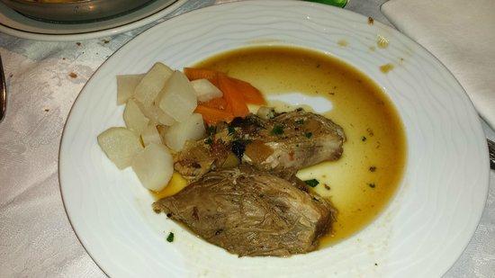 Auberge du Mehrbachel : delicious food