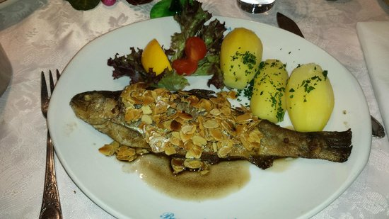 Auberge du Mehrbachel: you have to try the trout, it's a local product