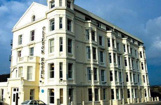 Room 204 Review Of The Clifton Hotel Scarborough England Tripadvisor