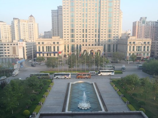Renaissance Tianjin Lakeview Hotel: View from Room