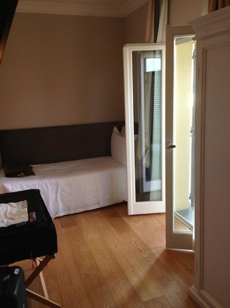 Hotel Rapallo: Quiet and comfortable