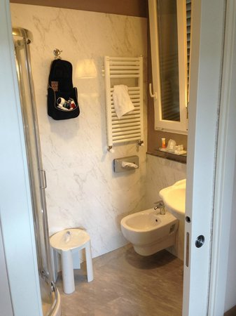 Rapallo Hotel: Spacious and clean
