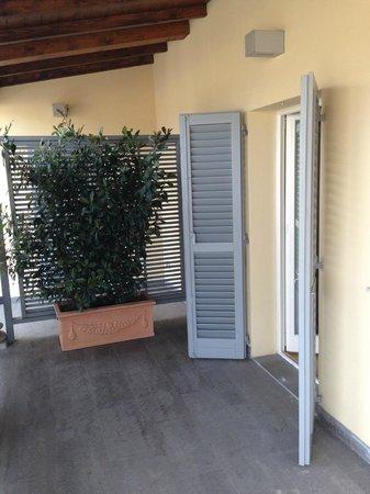 Hotel Rapallo: Balcony