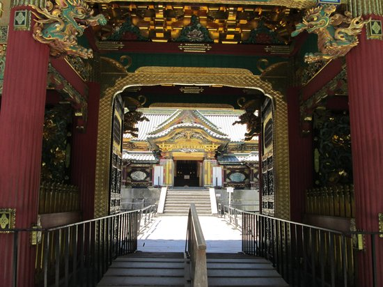 Taiyuimbyo Shrine: 夜又門