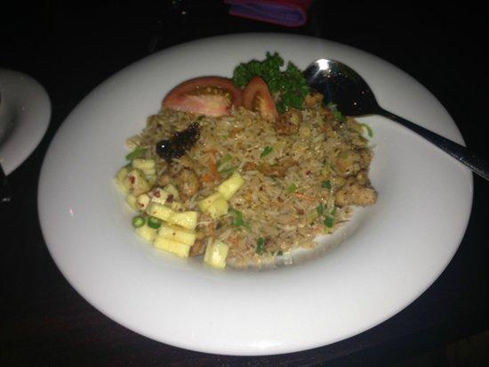 Cinnamon Lodge Habarana: Dining