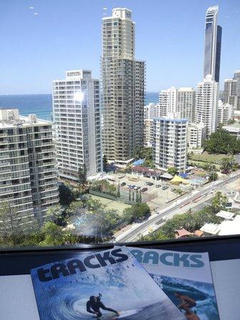 QT Gold Coast: Cool view