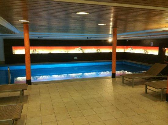 H+ Hotel & SPA Engelberg: Poolanlage