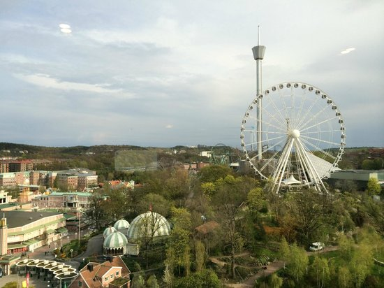 Gothia Towers: Day