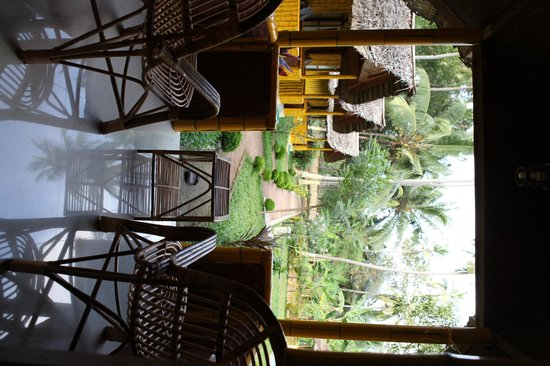 Savithri Inn: View from  Sit-outs