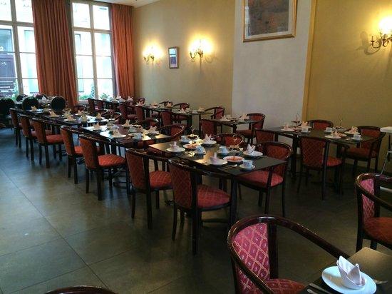 Hotel Rubens - Grote Markt: Breakfast area
