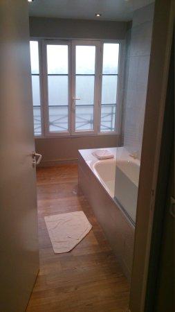 Soleil Vacances Beach Hotel: bathroom