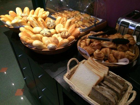 Hotel Rubens - Grote Markt : Breakfast buffet
