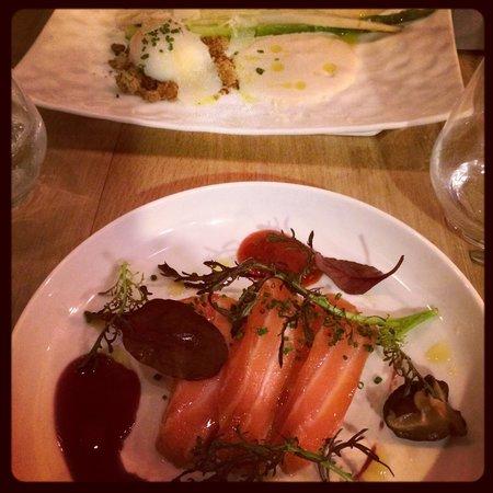 Tempero : Salmone marinato