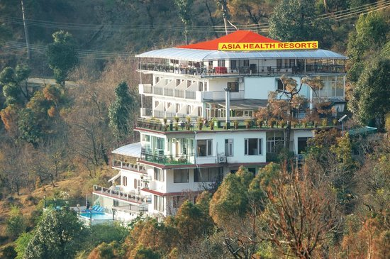 Asia health resorts dharamsala india hotel reviews - Hotels in dharamshala with swimming pool ...