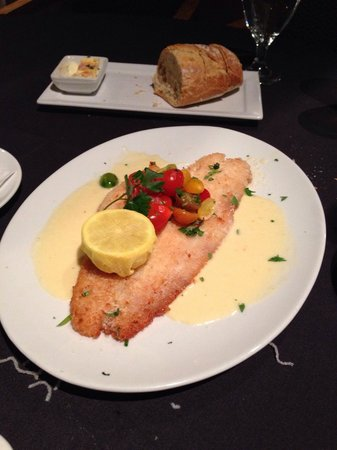 Wildfish Seafood Grille : Great fish