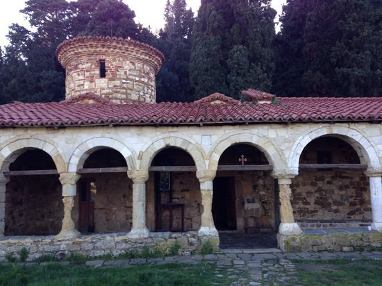 Монастырь Звернец